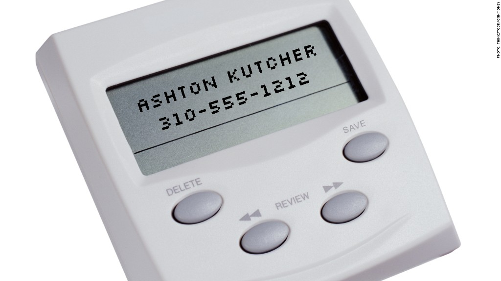 swatting caller id