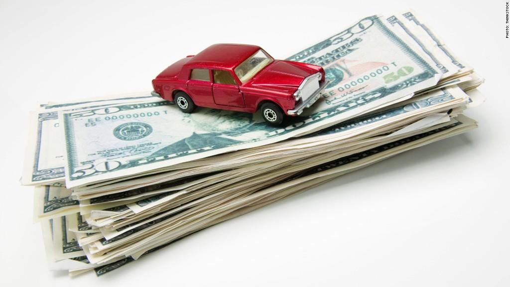 The Average Car Insurance In De