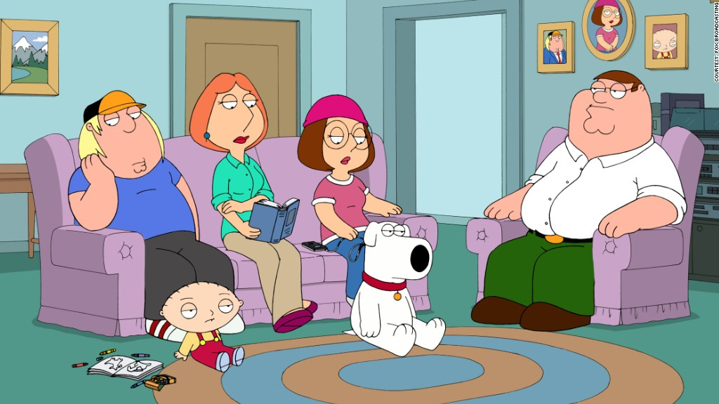 family guy boston episode pulled