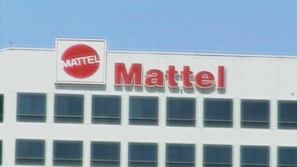 American Girl drives Mattel sales