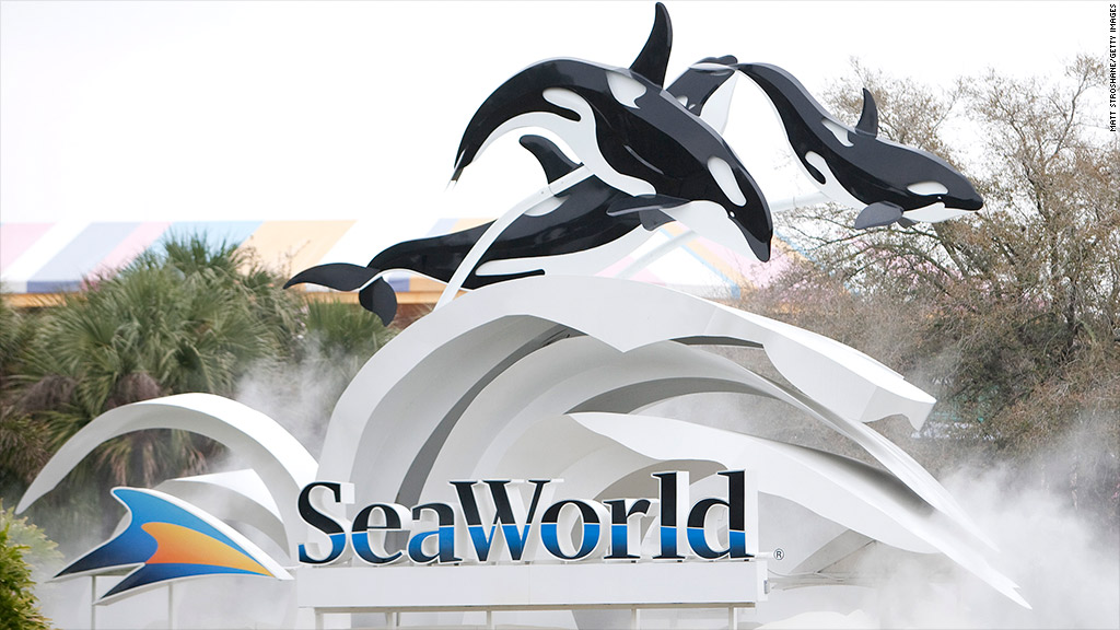 seaworld public trading