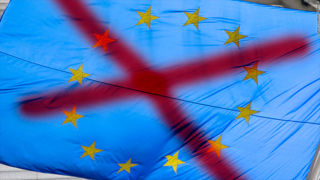 eu economy flag