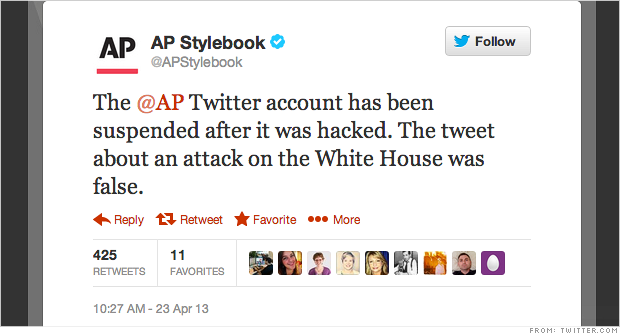 AP Account Getting Hacked