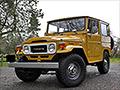 8 Collectible SUVs: Take a retro adventure