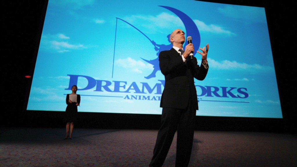 No Shrek? No problem. DreamWorks soars