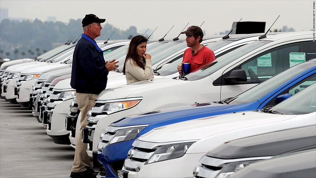 car sales 050113