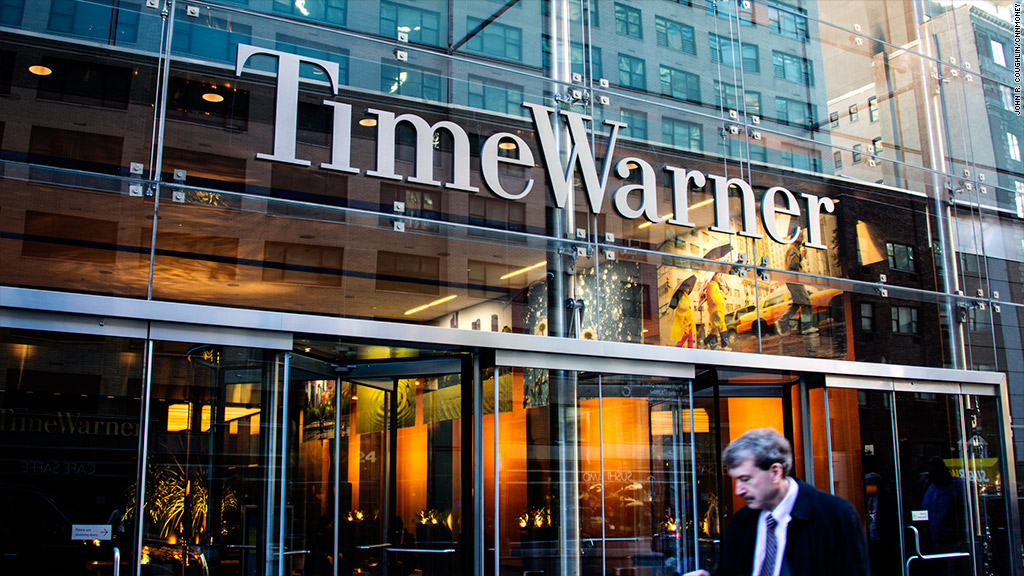 time warner earnings