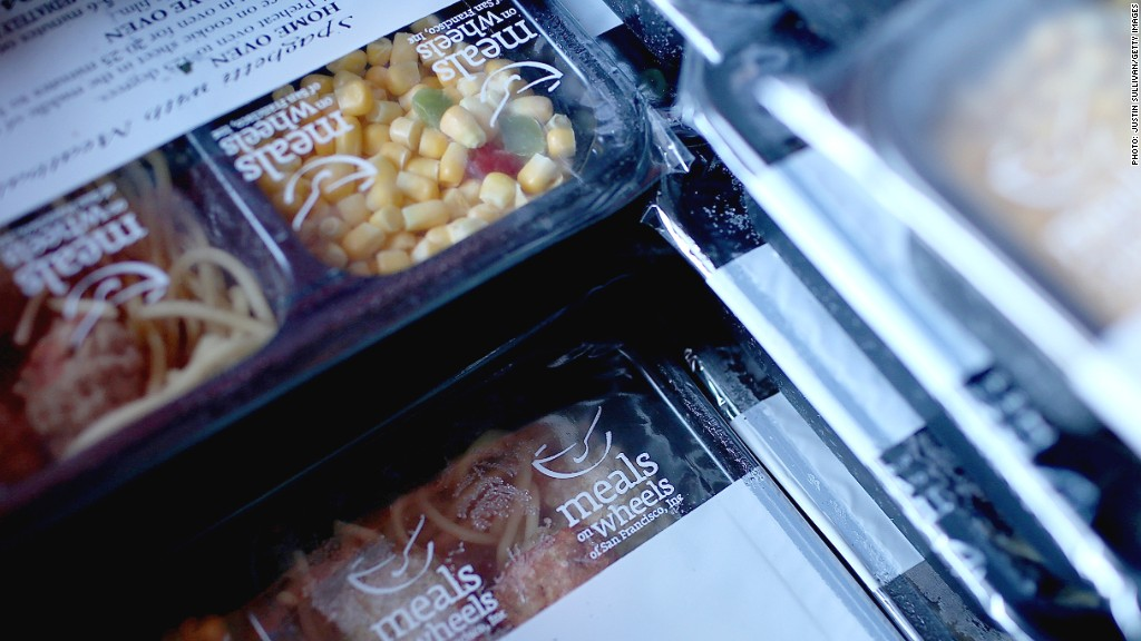 How Trump budget cuts affect Meals on Wheels