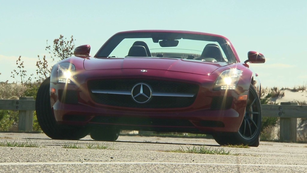 The ultimate Mercedes-Benz convertible