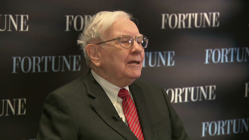 How Warren Buffett defines success