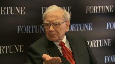 Watch Fortune's Q&A with Warren Buffett