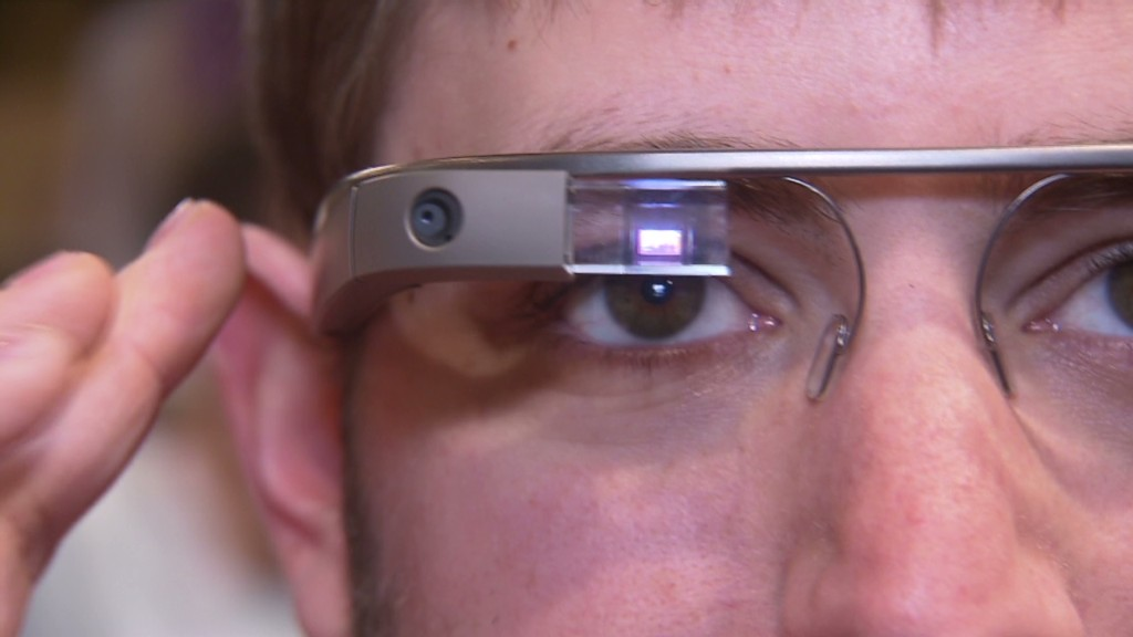 90 seconds with Google Glass