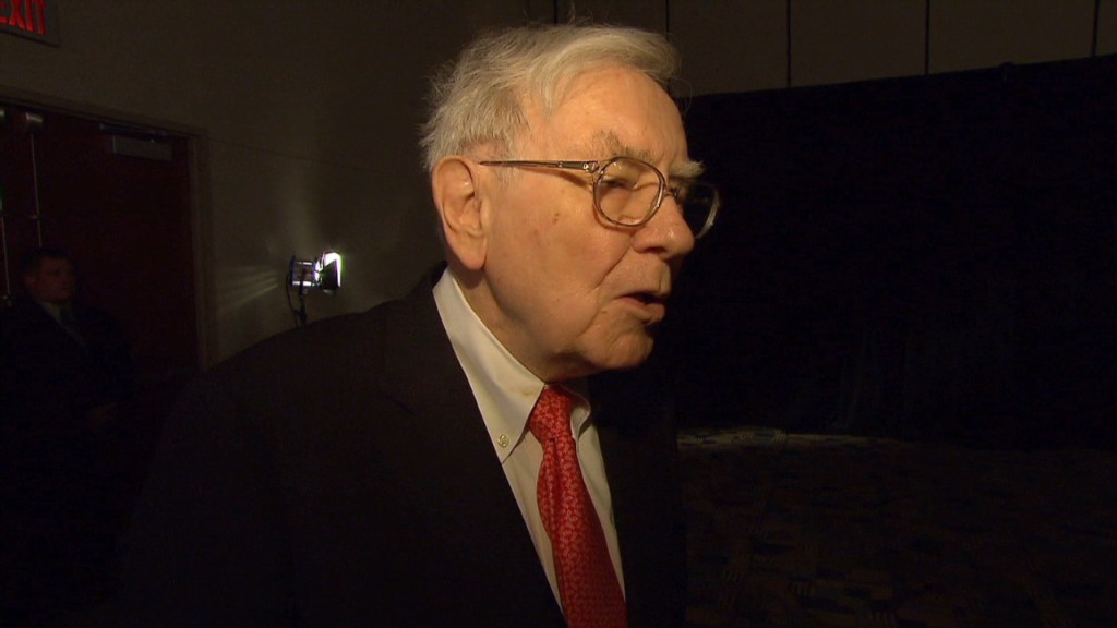 Buffett on stimulus: Consider consequences