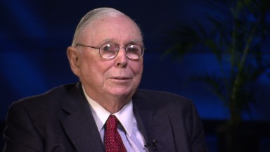 Munger on jobs: 'Suffering is required'