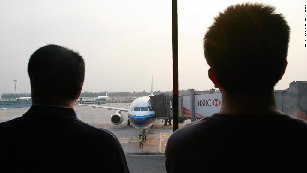 china leaving