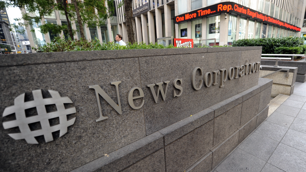 Crazy like a Fox: News Corp. soars