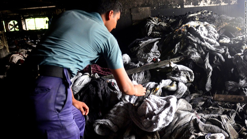 bangladesh garment factory fire