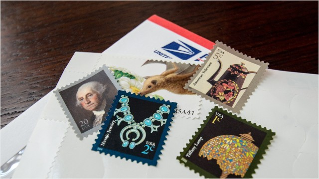 Stamp Prices Could Rise Again