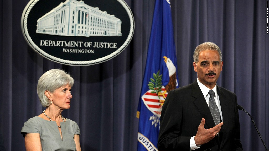 medicare fraud holder sebelius
