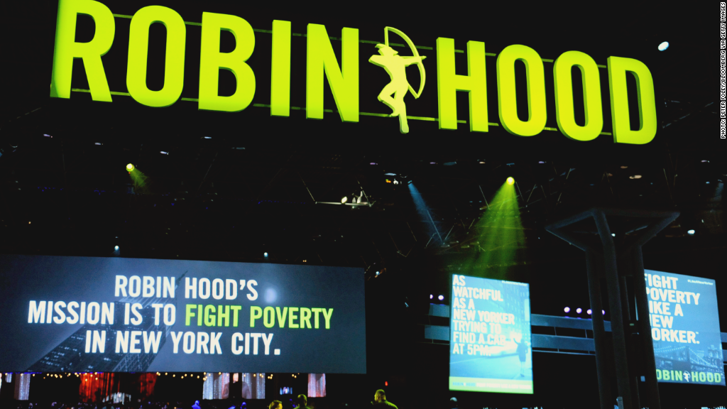 robin hood poverty