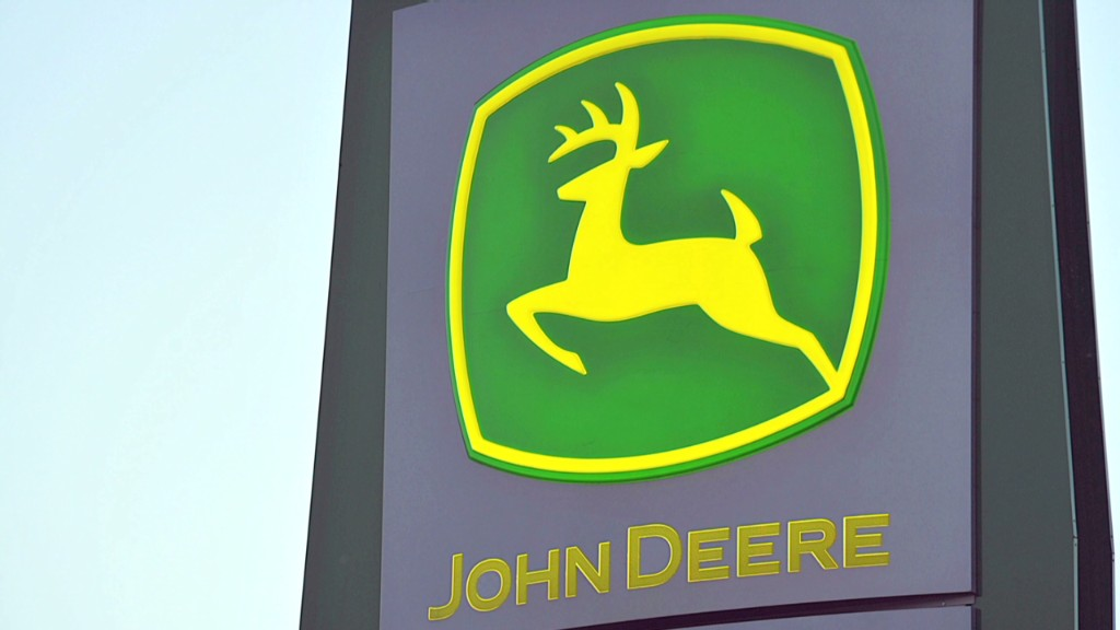 Nothing runs like a Deere (investor)