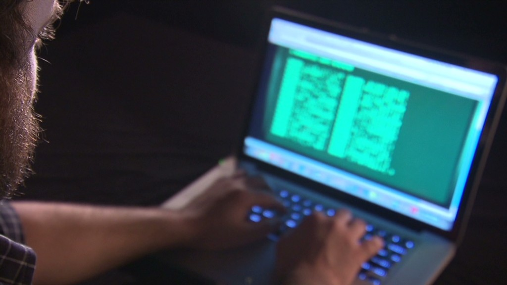 How to hack a bank with a laptop