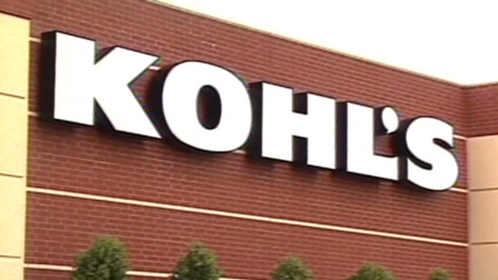 Kohl's is the anti Wal-Mart