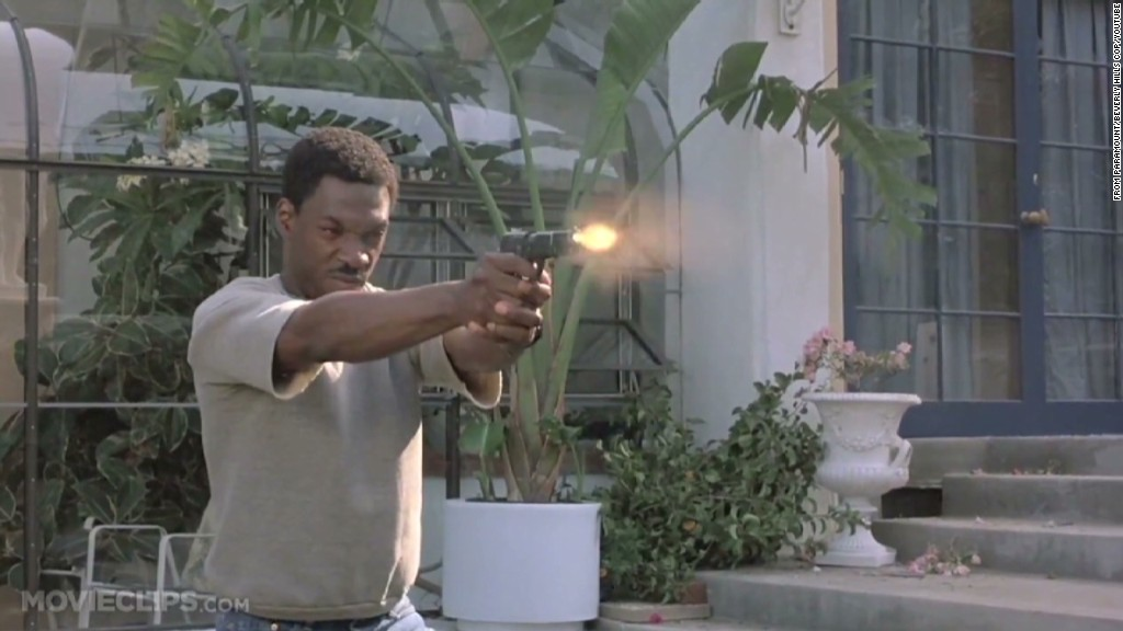 $30M Beverly Hills Cop shootout home