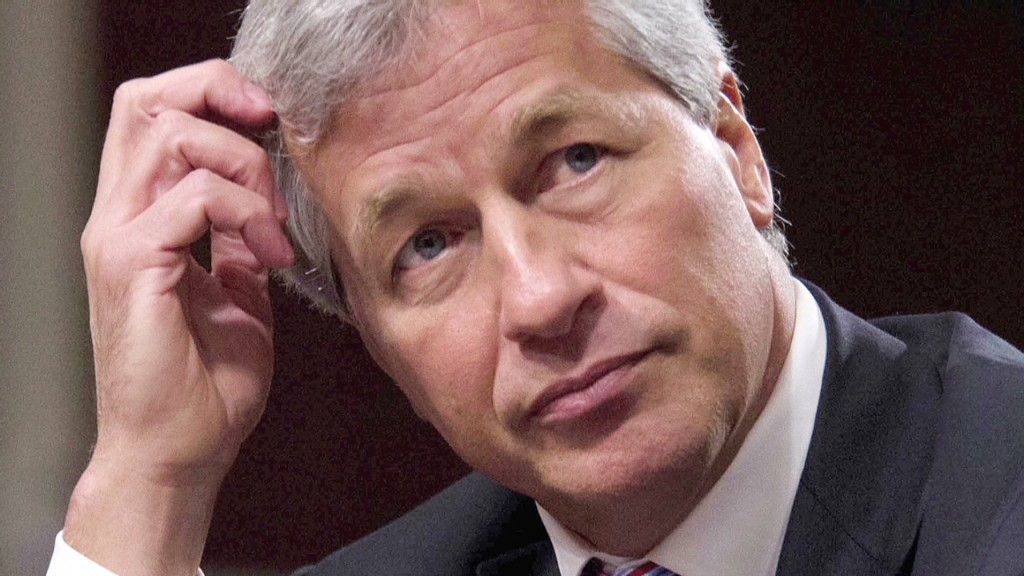 Is Dimon still the toughest guy on Wall St?
