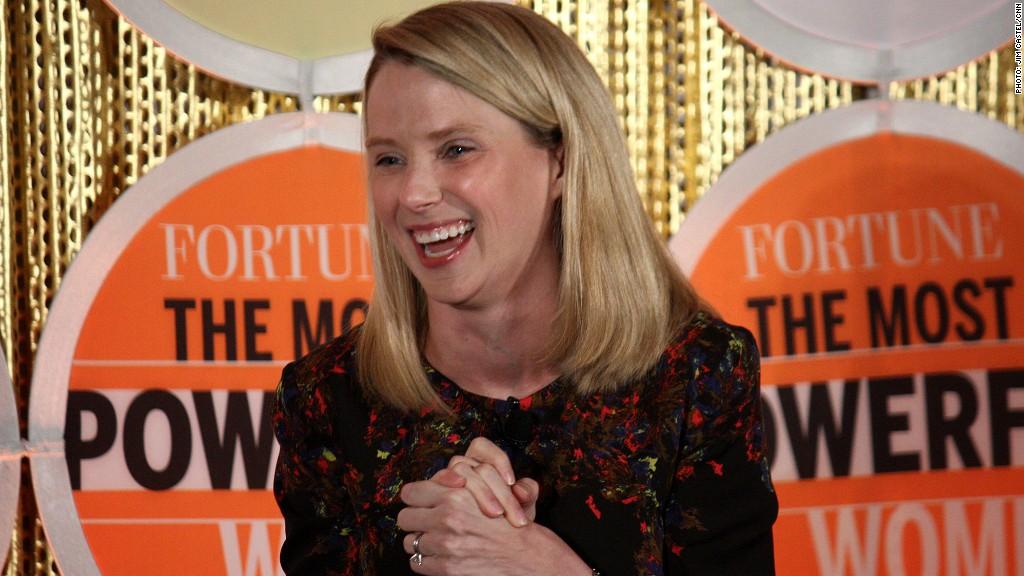 Marissa's magic touch propels Yahoo