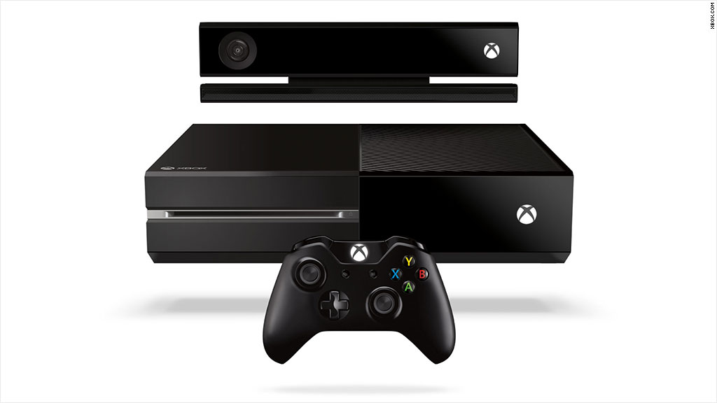 xbox one console set