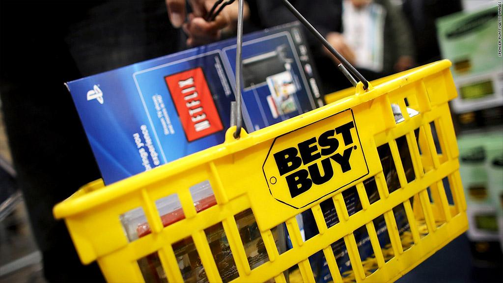 best buys sales spook investors - After Christmas Sales Best Buy