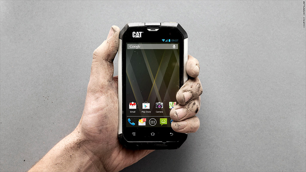 caterpillar b15 smartphone
