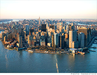 ten fastest growing cities new york