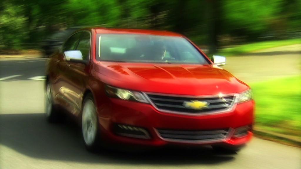 Chevy Impala: Seriously, 'It rocks'