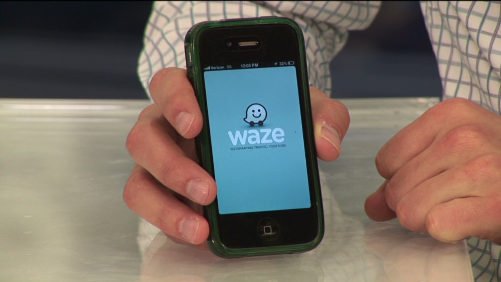 Why Waze maps are so valuable