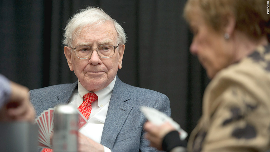 warren buffett energy