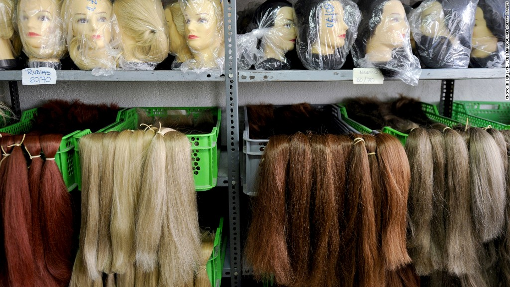Hair Extensions Hot New Underground Commodity