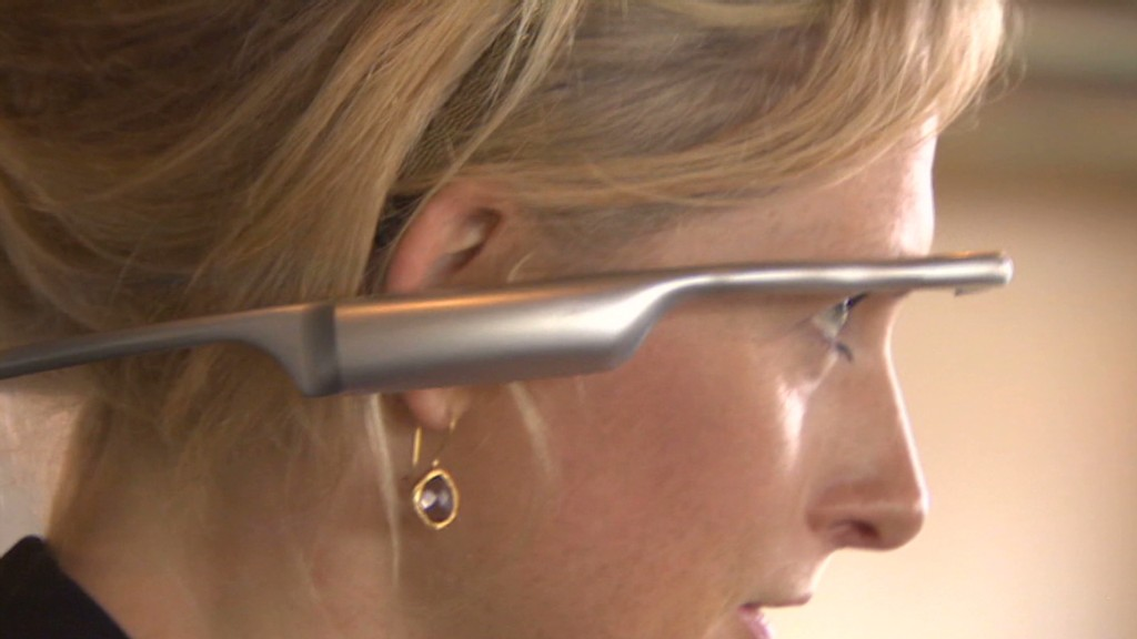 Google Glass' new Japanese competitor