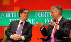 Transcript: Jon Huntsman and Yang Jiemian