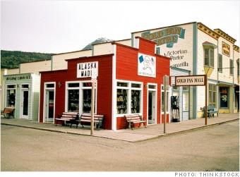 most entrepreneurial states alaska