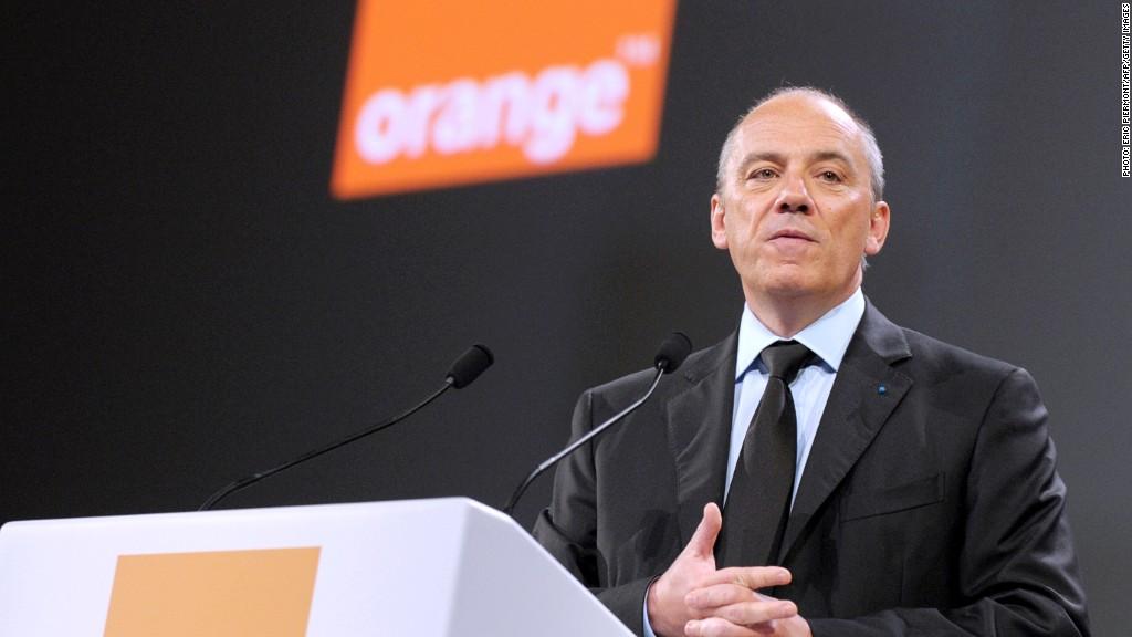 stephane richard orange investigation
