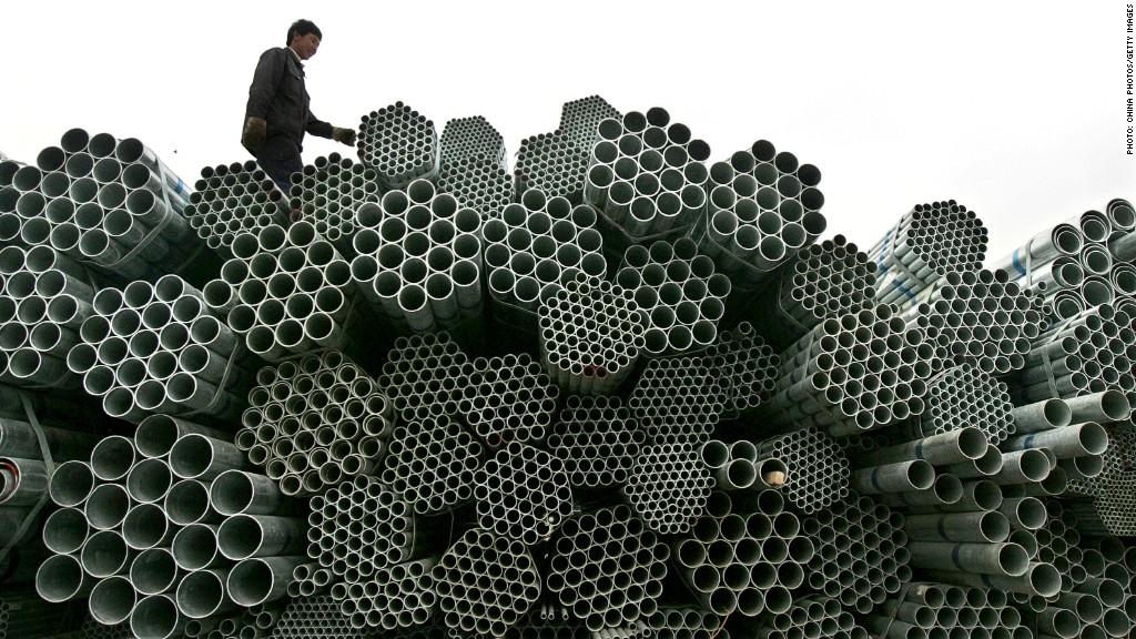 europe china steel trade dispute