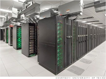 supercomputer texas