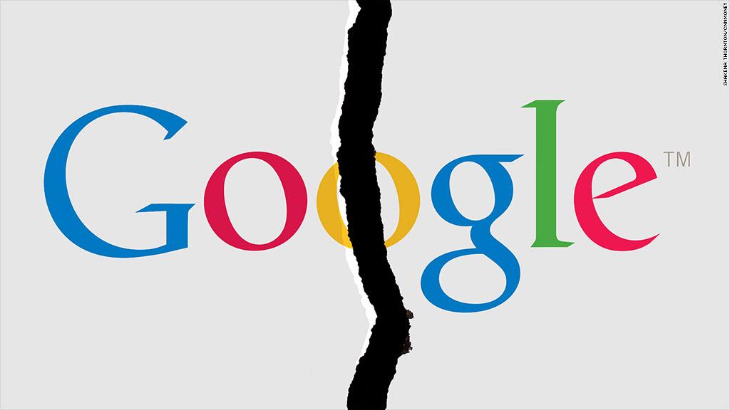 google torn
