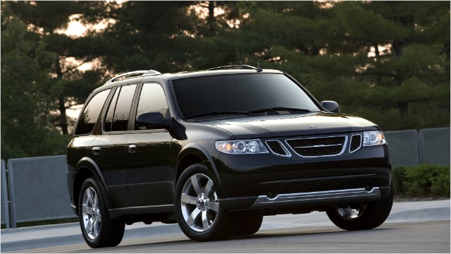 The Saab 9 7x Is Among Almost 200 000 Suvs Being Recalled By General Motors Because Of An Electronic Part In Door That Could Short Circuit