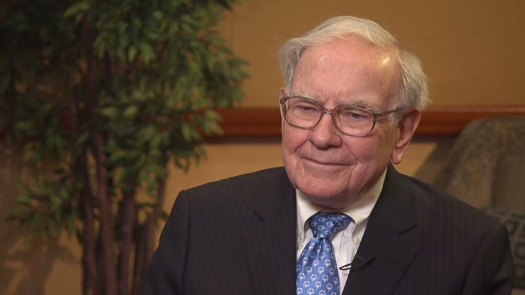 Warren Buffett: Bet on women