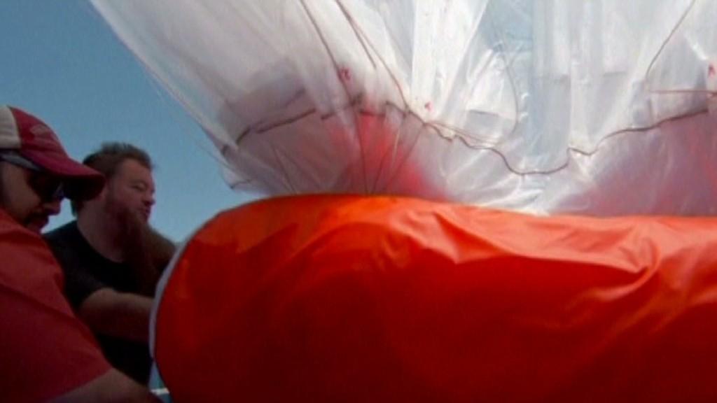 Google tests Wi-Fi balloons
