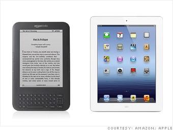 apple ebook trial kindle ipad