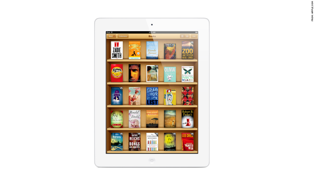 apple ebook trial ibookstore